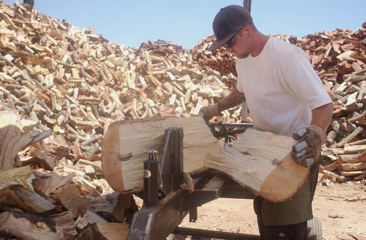 Bay Area quality firewood seasoned dry