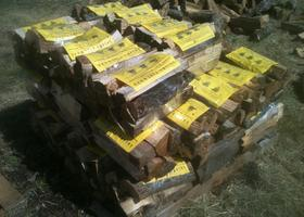 Bay Area Oak firewood delivery